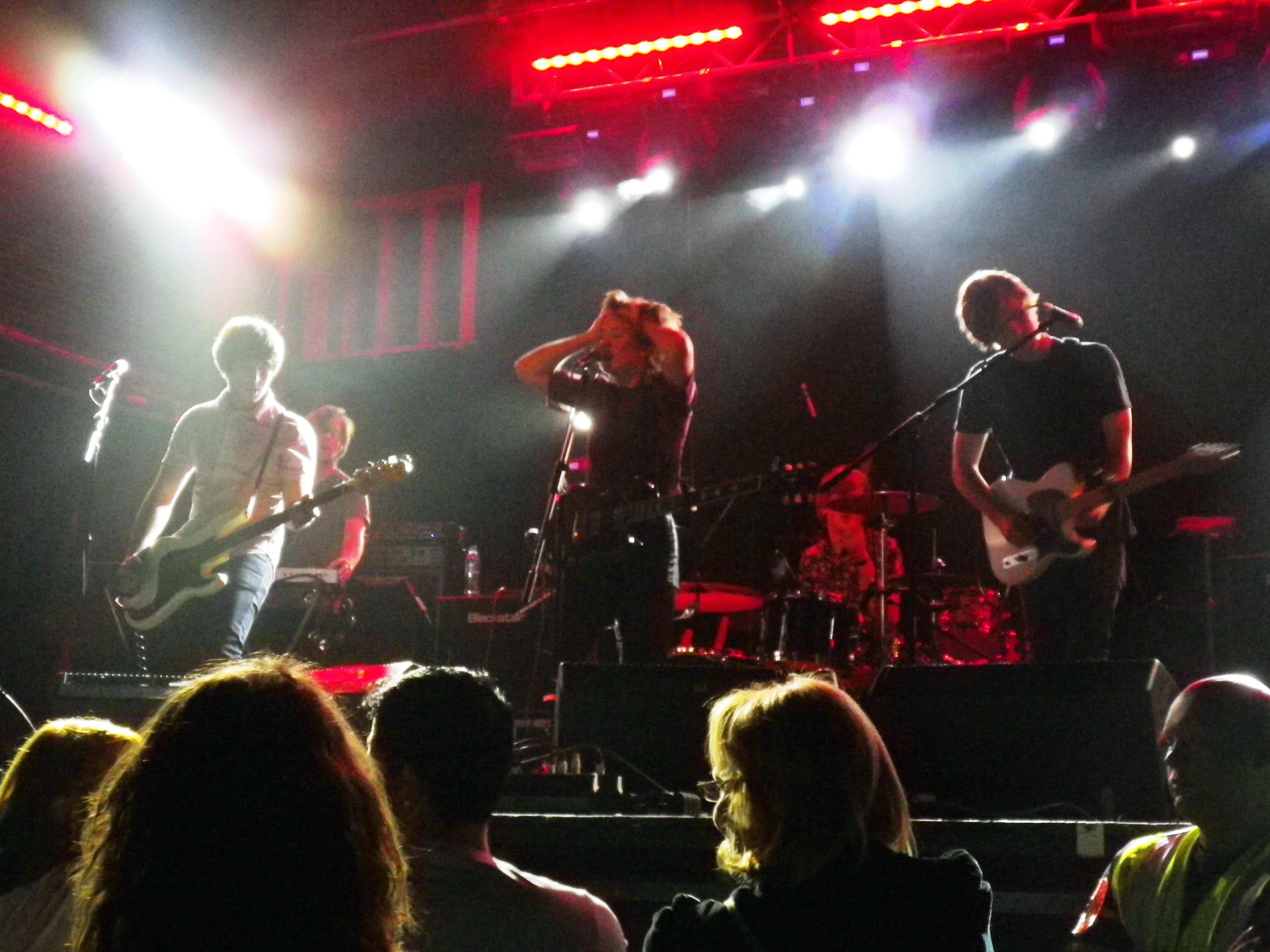 Kitten Band Live London Heaven May 2011 2 Method Writer